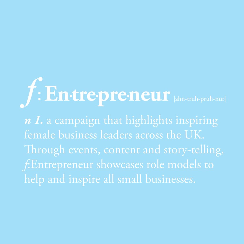 f:entrepreneur explanation