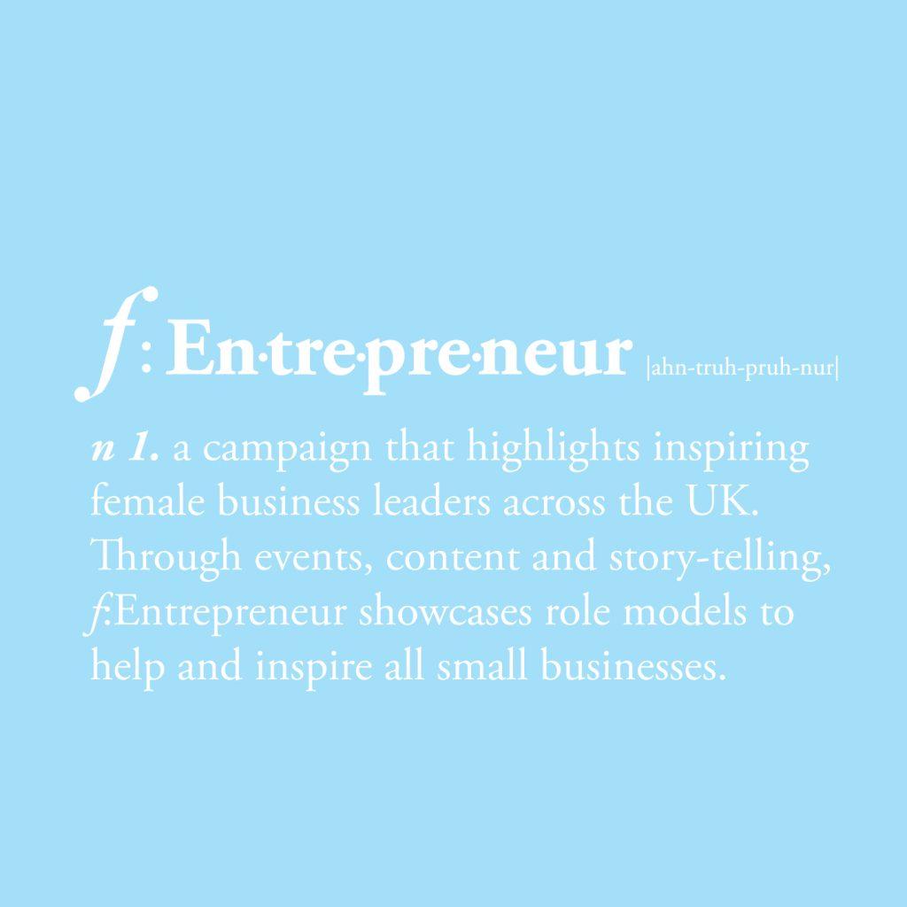 f:entrepreneur explanation